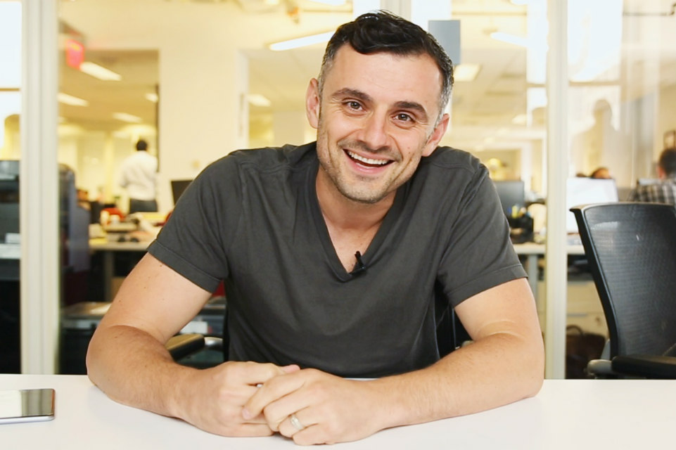 Gary Vaynerchuk on Nothing Valuable Comes Fast